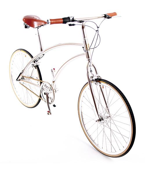 一體式腳踏車