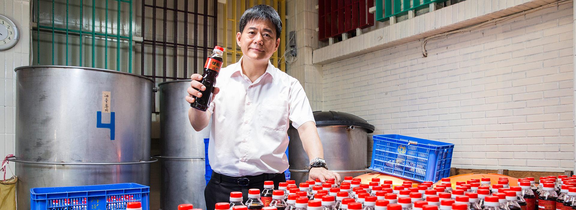 他用50元醬油  打造監獄最賺自營品牌