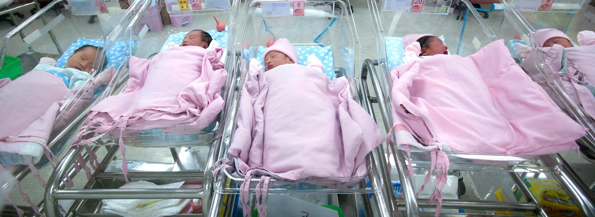 韓國經驗 私托免費也難救生育率