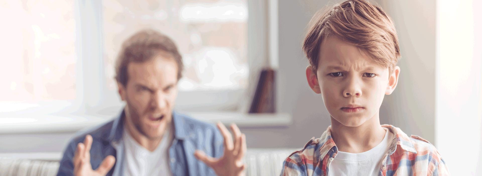 孩子的攻擊性來自父母