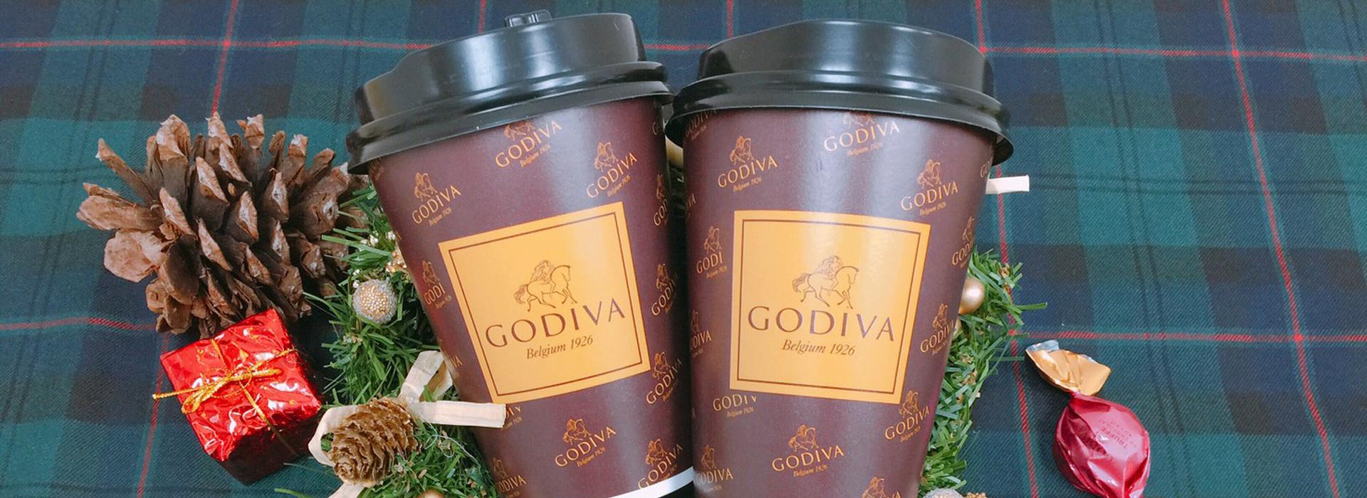 和GODIVA推出99元熱巧克力 小七背後的盤算