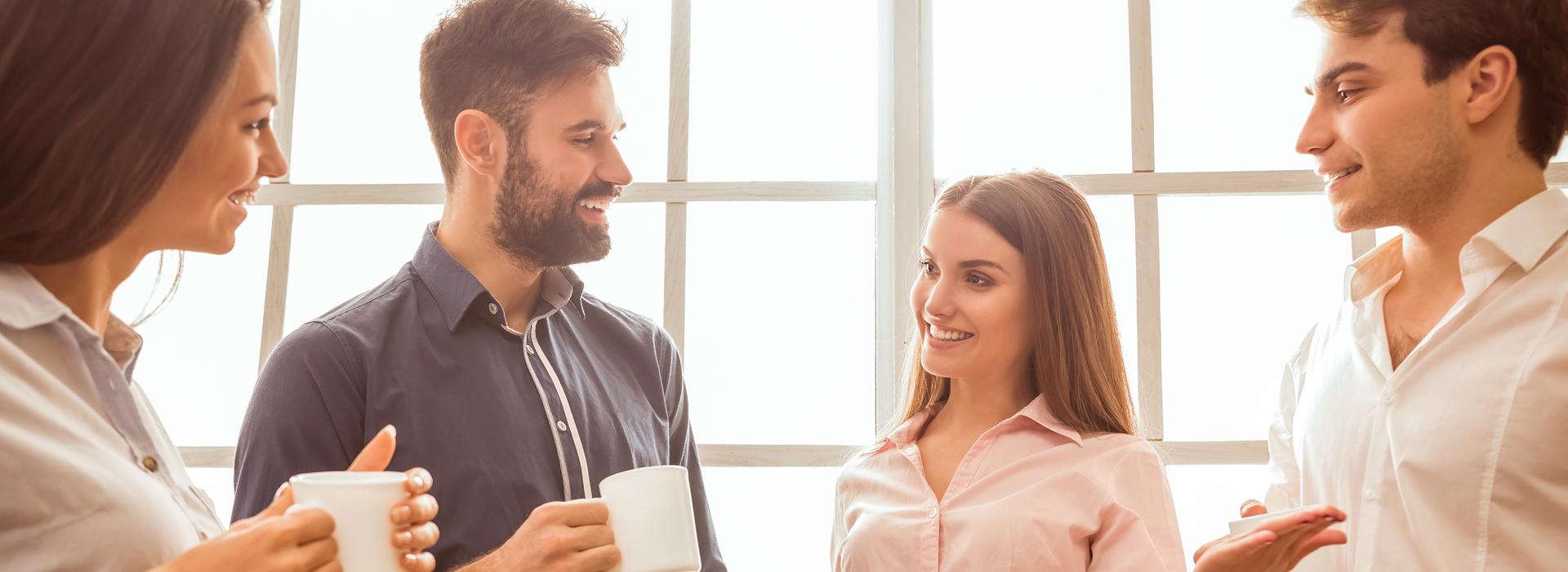 職場閒聊5策略 提升你的人際關係