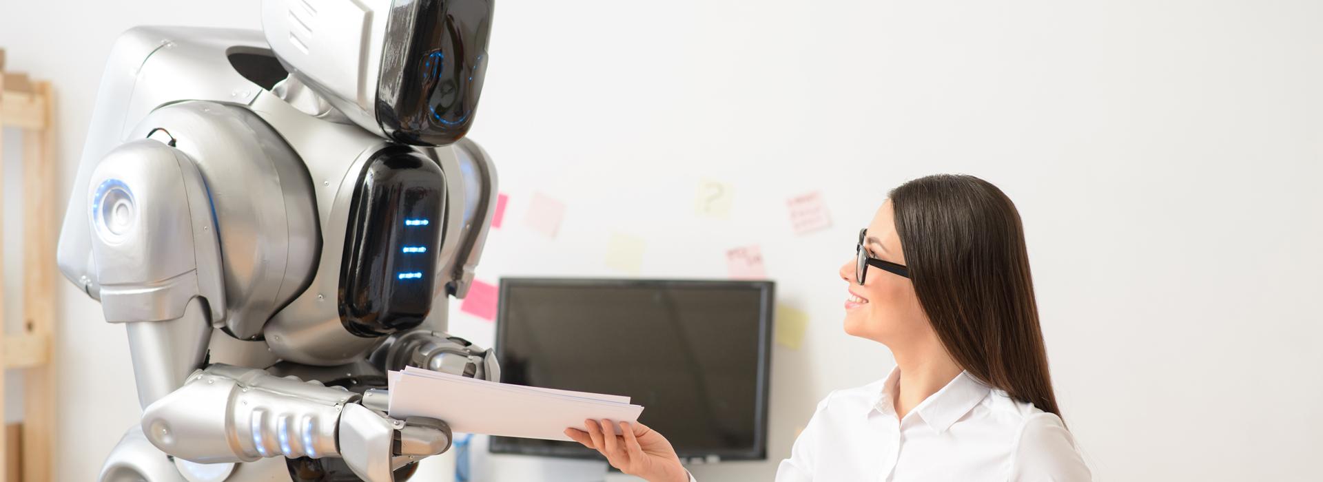 當機器人全面占領地球時 我們人類還能做什麼工作?
