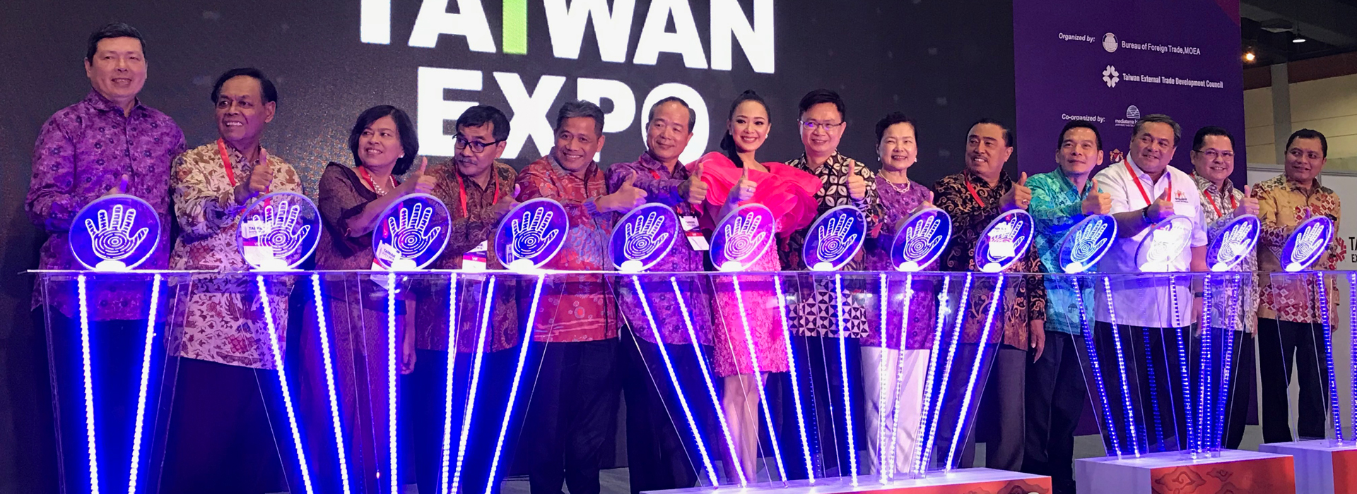 台灣形象展印尼開跑 促成商機可望成長兩成