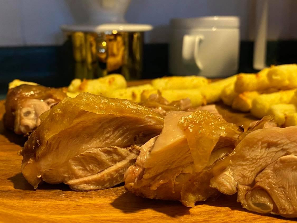 雞皮口感堪比德國豬腳? 雞農哥狠辭百萬年薪總經理 專賣雞農自己吃的雞肉