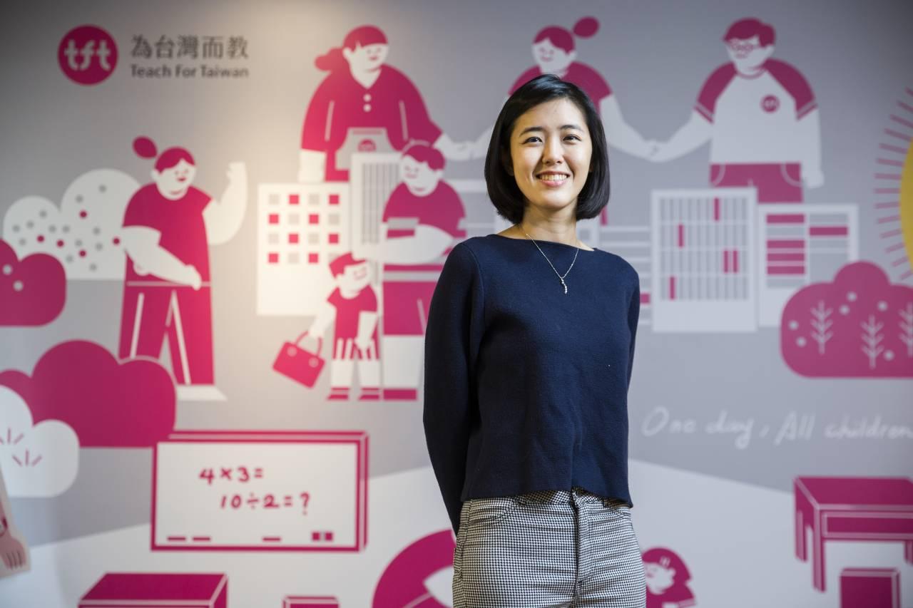 幫偏鄉教育想解方!TFT創辦人劉安婷:「讓不滿現狀的所有人,都有改變的動機」