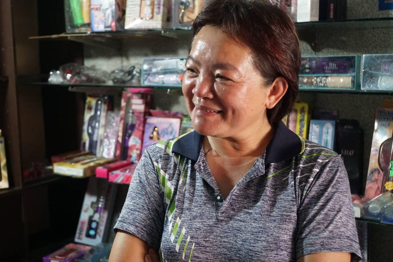 她開台南最大情趣用品店 經營30年看盡人生百態 老闆娘嘆:沒有情、哪來趣?