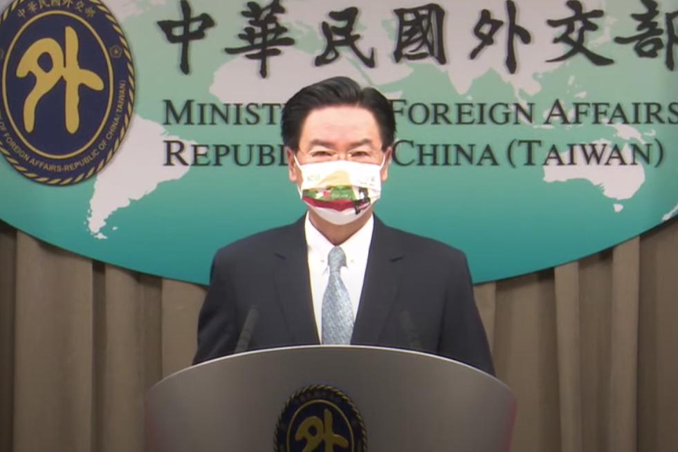 外交突破! 「熱愛自由的人,本該互相關照」 政府今在立陶宛成立「台灣」代表處