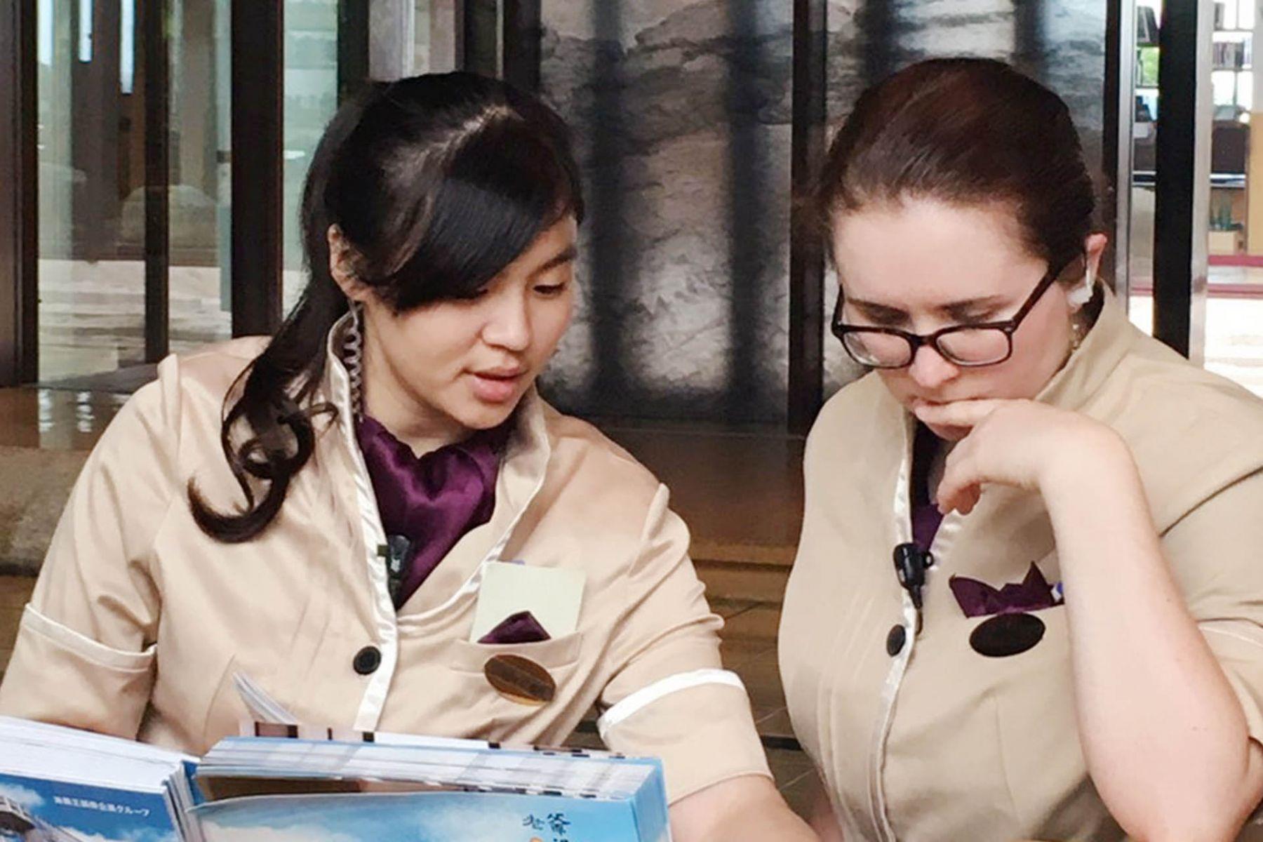 語言津貼補助、課程樣樣來!這家五星飯店鼓勵員工進修英文