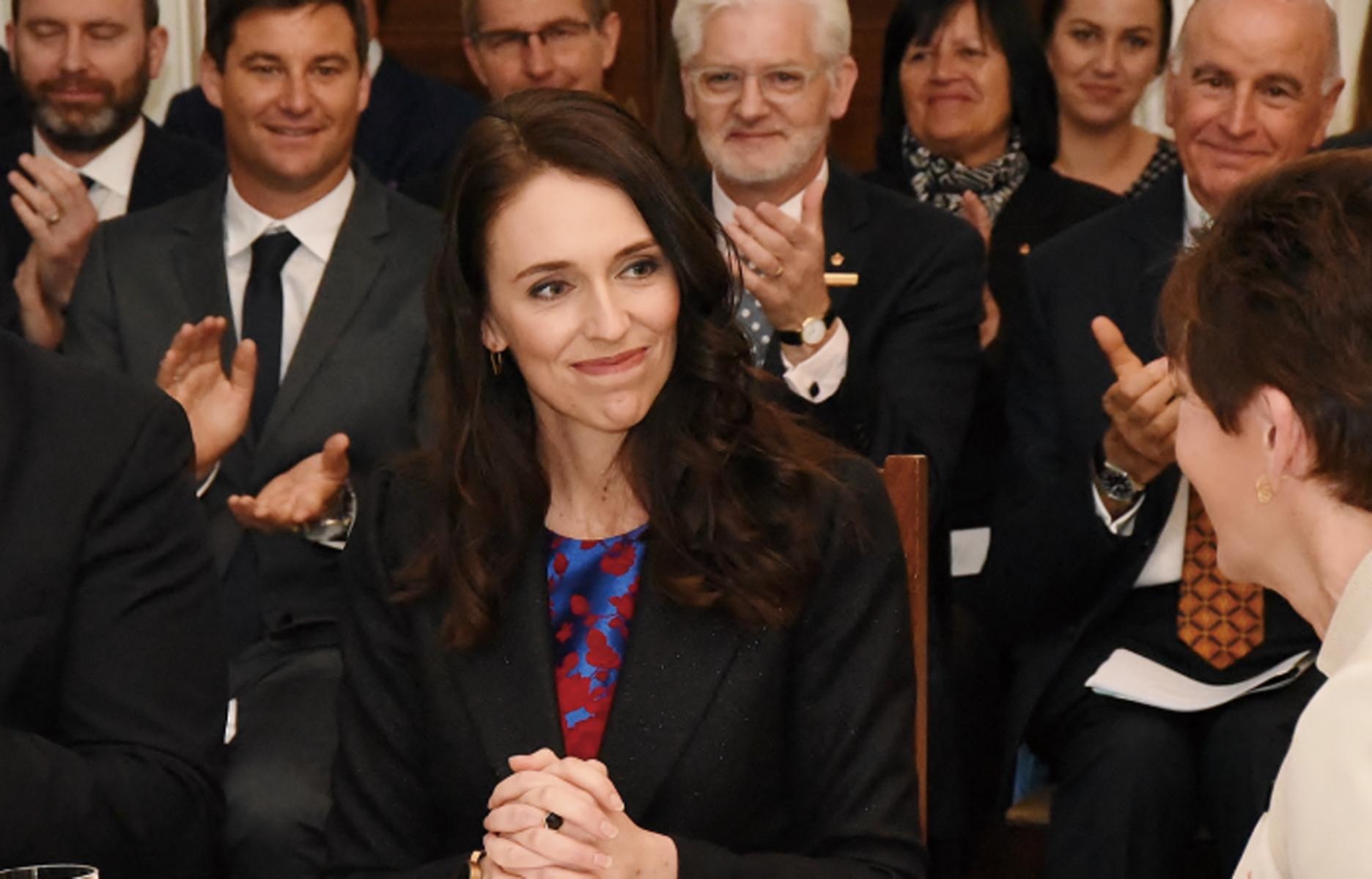 我可以當總理,又是一位母親嗎?專訪紐西蘭總理Jacinda Ardern