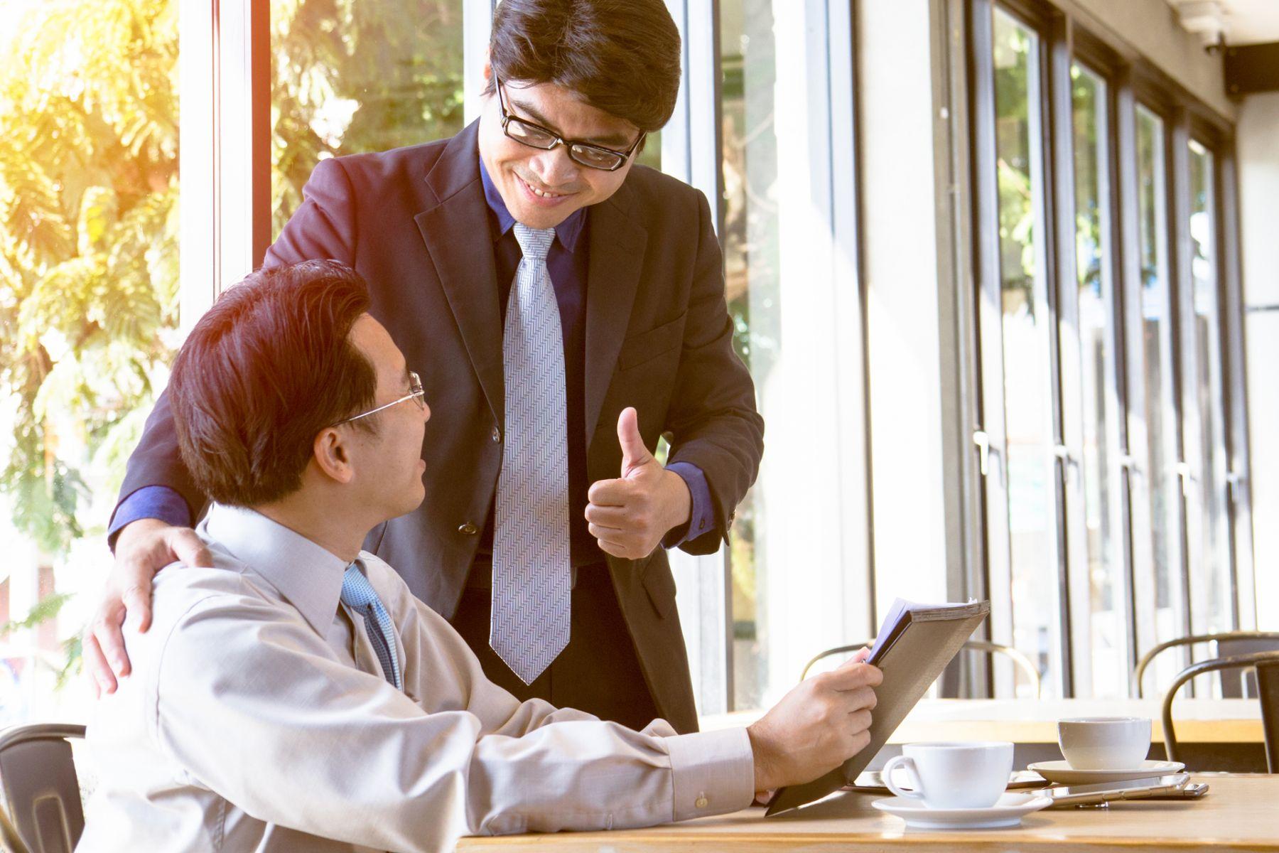 高EQ者的「向上管理」工作術:把主管當小孩,就很容易搞定!