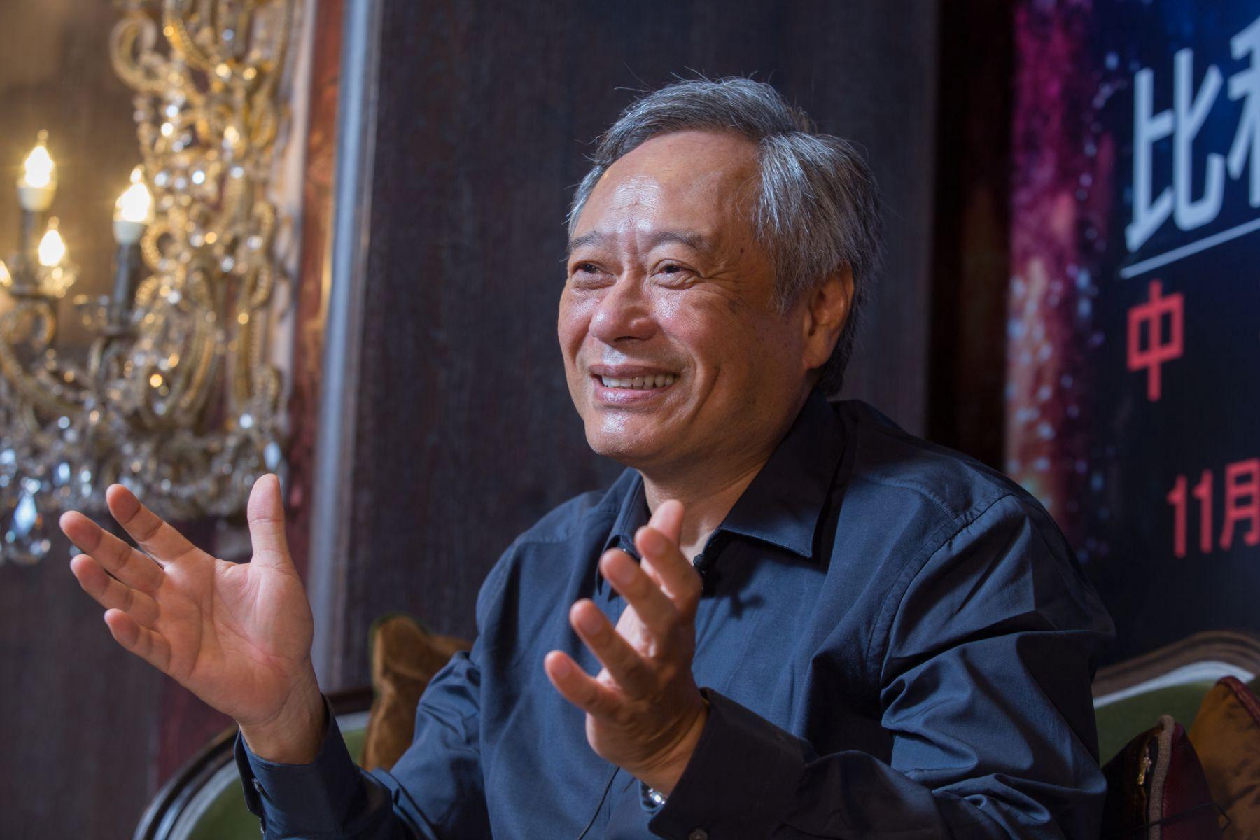 最怕聽到別人說「我愛台灣...」  導演李安:愛不用一直說