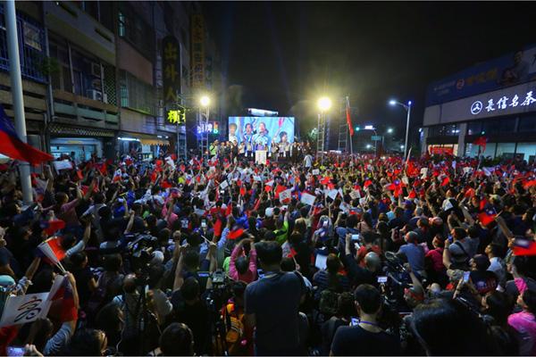 當「拼經濟」成了競選糖衣...韓流滅頂太陽花的政治危機