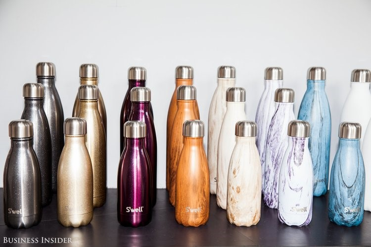 星巴克、歐普拉推薦!時尚又環保的保溫瓶竟由她設計