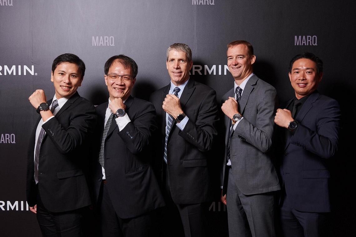 精品智慧錶市場「沒有對手」!Garmin CEO來台秀新品,談2019年3大布局