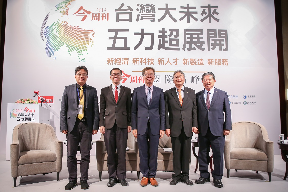 貿易戰是台灣產業升級契機 老闆要「親自動手做」才會成功