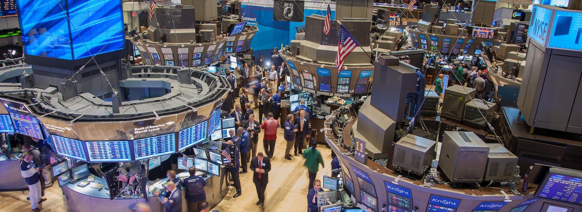 美股盤後─ 就業報告較預期強勁 推升利率 道瓊暴跌重挫665點