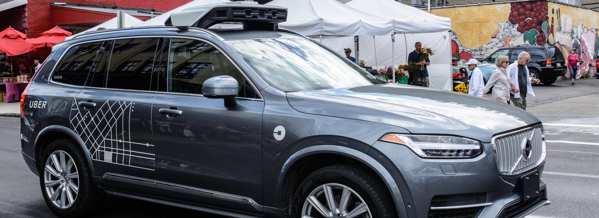 全球首例!Uber自駕車撞死行人 測試喊卡