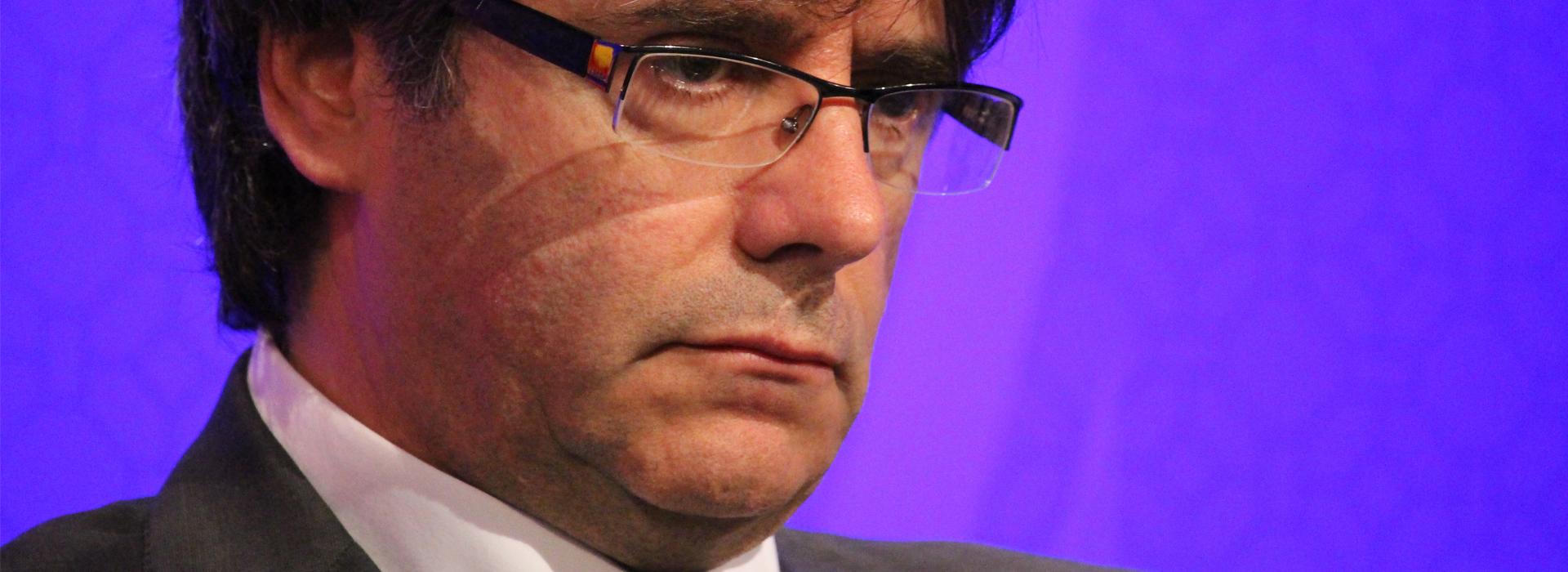 加泰隆尼亞前主席被捕  抗議民眾:歐洲真可恥