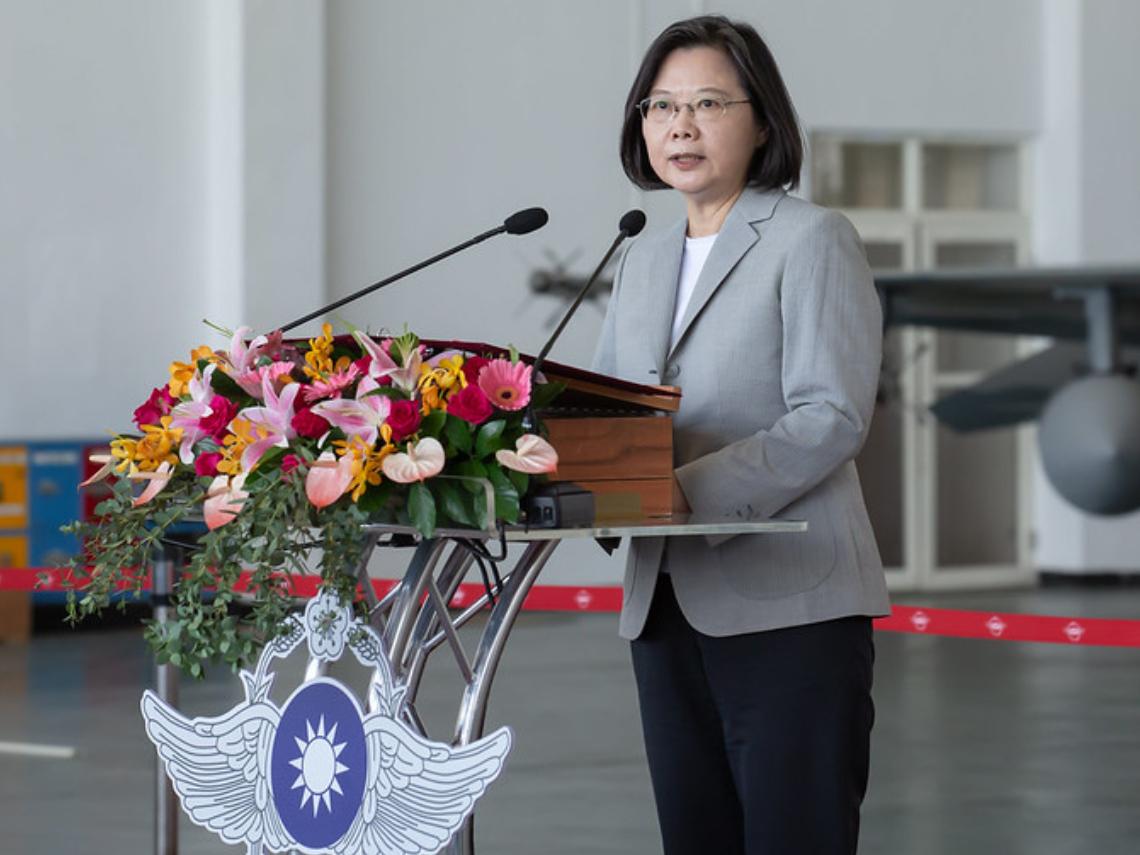 2020全球最佳領導人在台灣!《彭博》讚:很難找到比蔡英文更好的