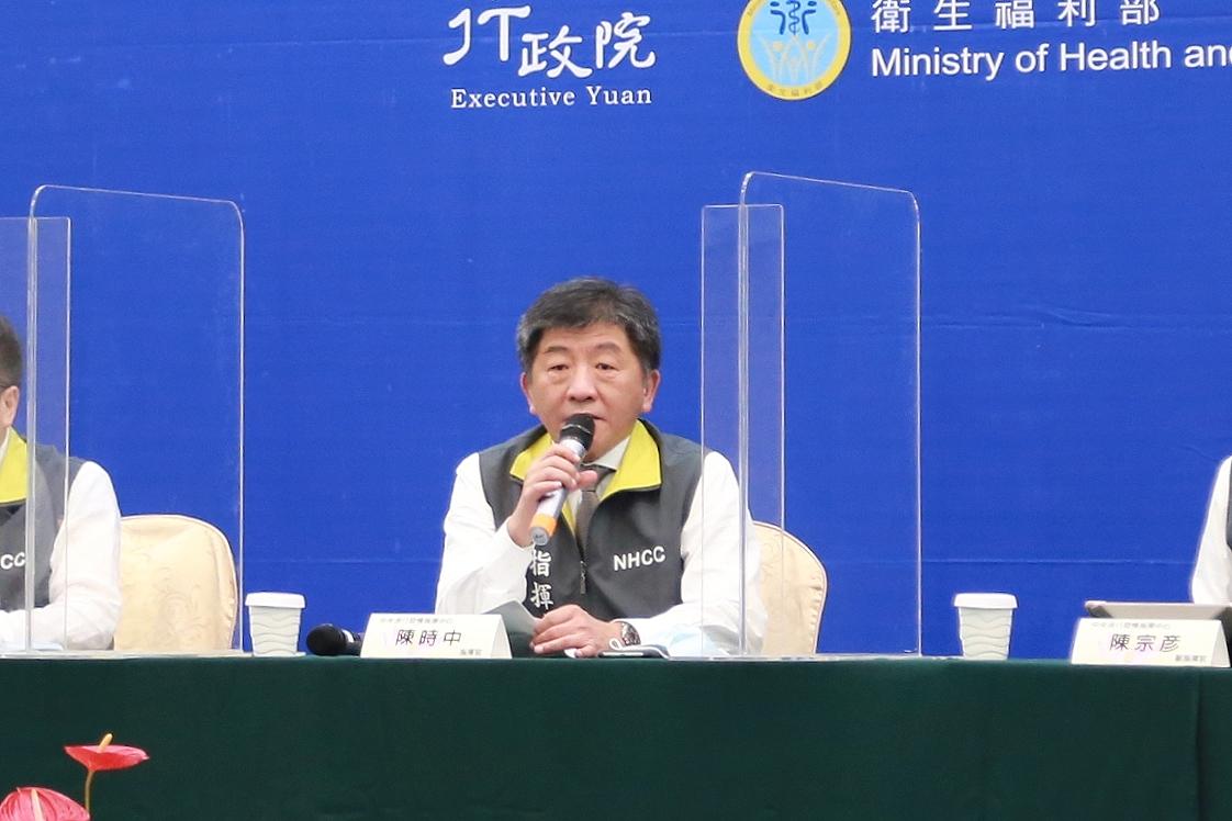 陳佩琪指「台灣電郵示警WHO」是硬拗 陳時中:無法強迫大家都看得懂