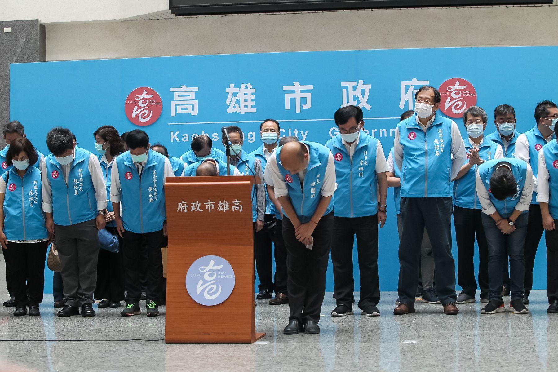 韓國瑜教會我們的10個人生啟示》呂秋遠:不要惹高雄人,他們不是塑膠,很剽悍