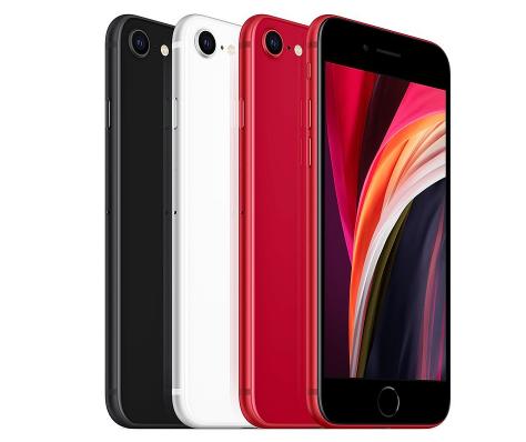來了! 新iPhone SE登場 14,500元起跳史上最便宜