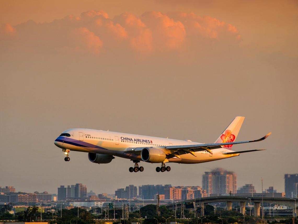 鑽石公主號包機「溫情廣播」讓人超感動 華航機長:一同降落在美好的明天