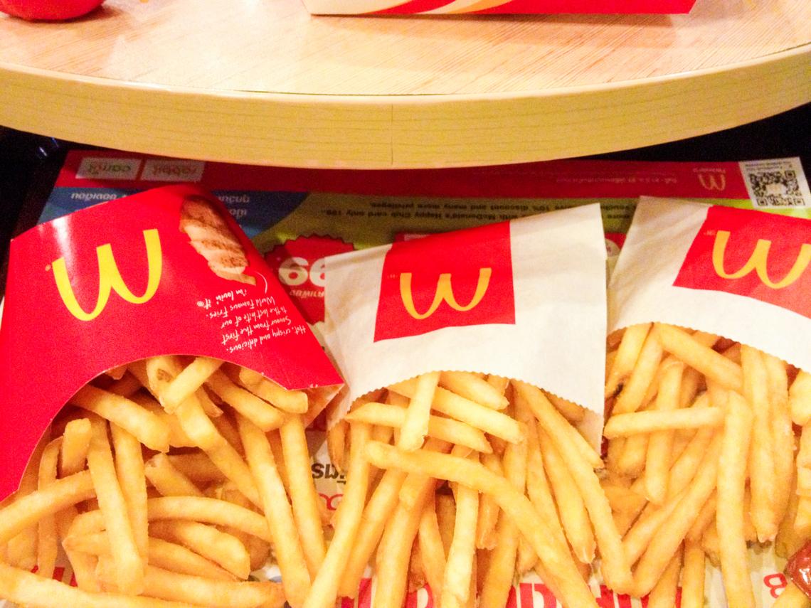 去麥當勞點「去鹽」薯條就一定「現炸」? 老饕曝:這兩訣竅也能吃到