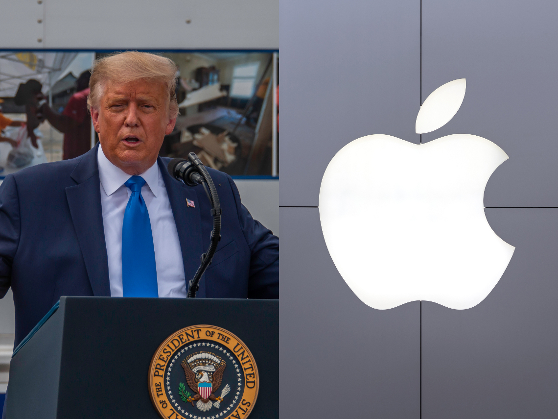 留意川普病情別忘了這事!蘋果新機即將發表 「換機潮」可望推升台廠供應鏈股價