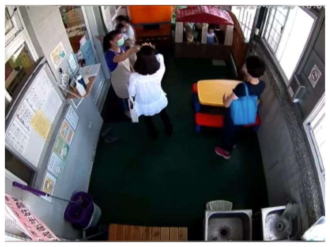 台東縣府稽查員未遵守防疫規定 體溫超標稽查托嬰中心