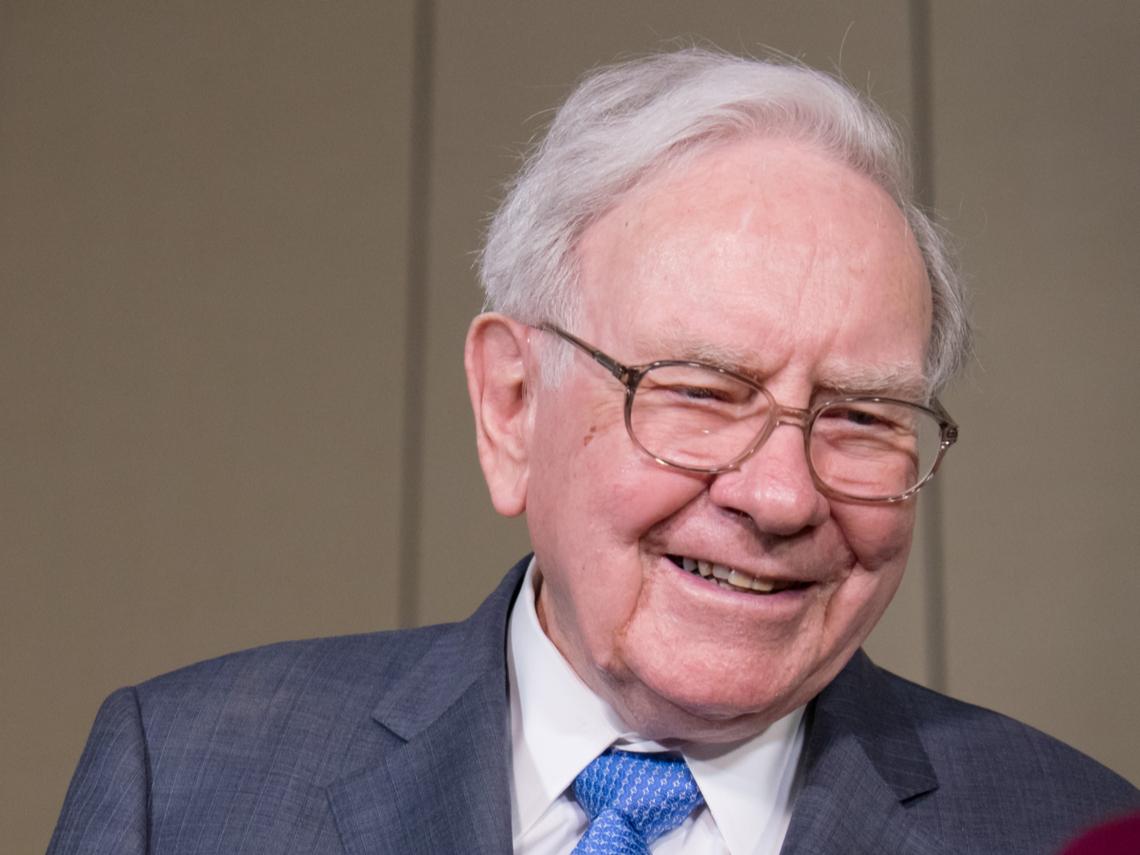 巴菲特為何買金礦股、投資日商社?說穿了只是這理由
