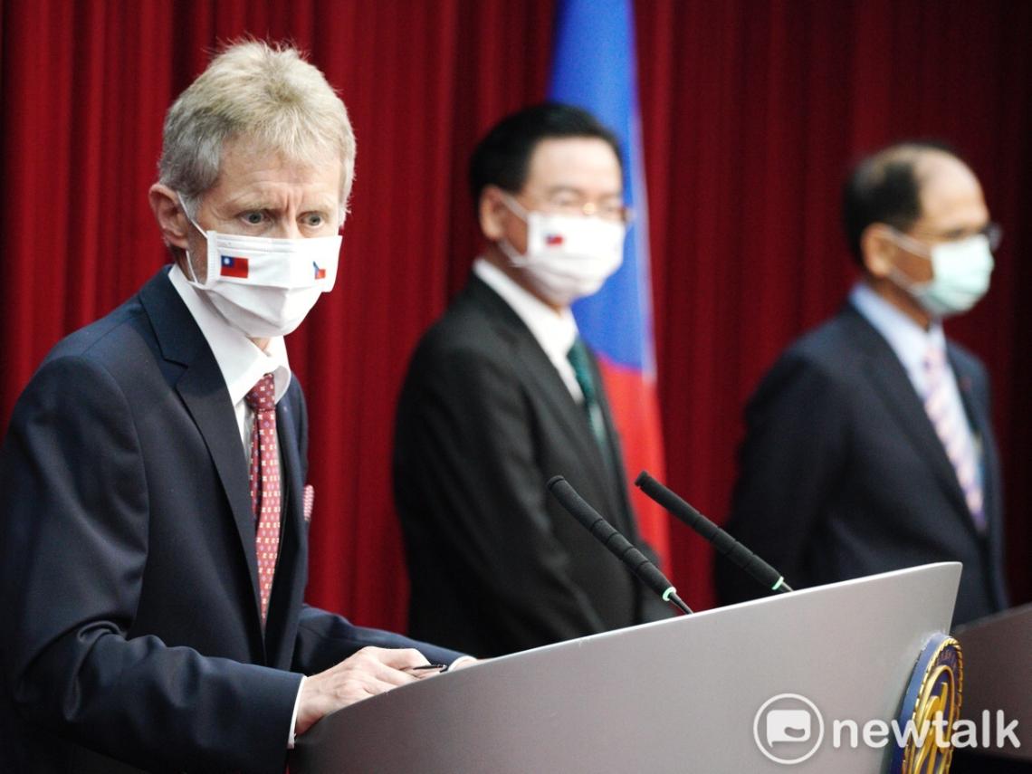 象徵「回報」的救命禮物! 捷克政府宣布捐贈台灣3萬劑新冠肺炎疫苗