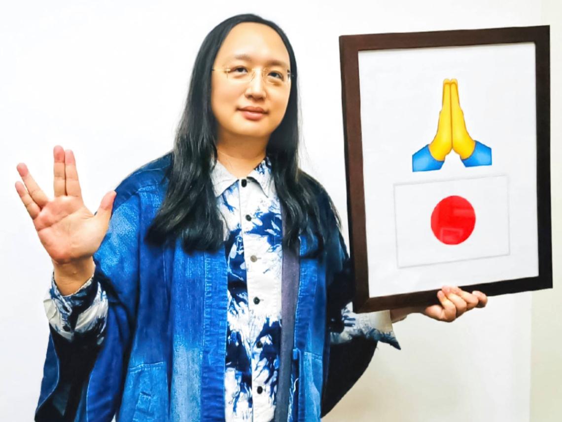 日本人最愛的台灣「天才IT大臣」  東奧臨時不去了! 唐鳳上午自己「這麼說」