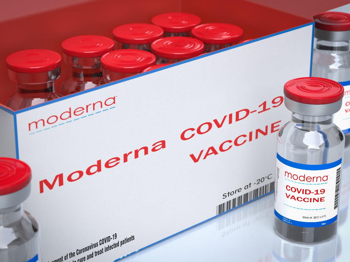 莫德納、輝瑞皆屬mRNA疫苗!有「獨特的副作用」? 醫師:最常發生在這兩種人身上