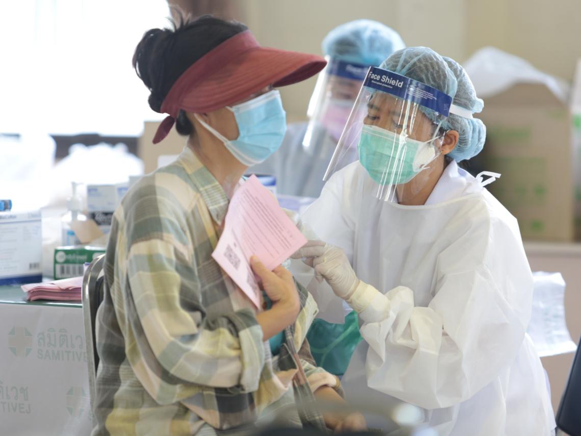 打疫苗後「無感」等於白打、打高端不能出國? 醫曝:只要有打就有效!