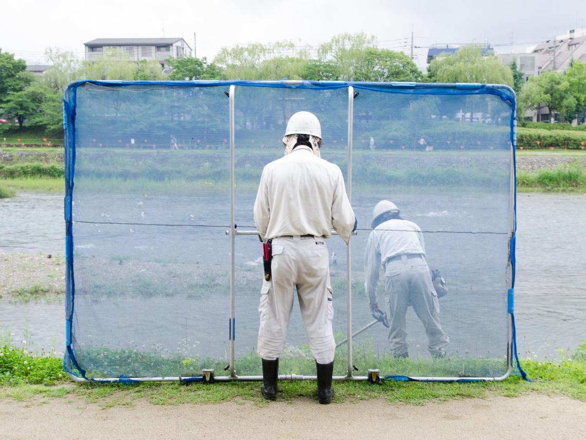 台灣「便宜行事」心態 超不重視工安? 他:日本割草工人「這舉動」 在台沒見過!
