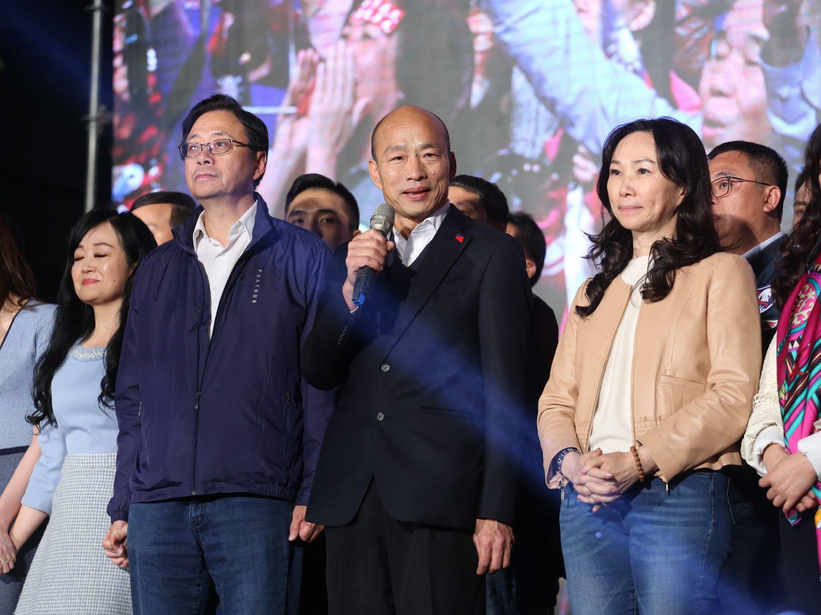2年內從暴紅到慘輸...韓國瑜敗選的2個意義:我們信仰的價值觀,至少獲得了多數台灣人認同