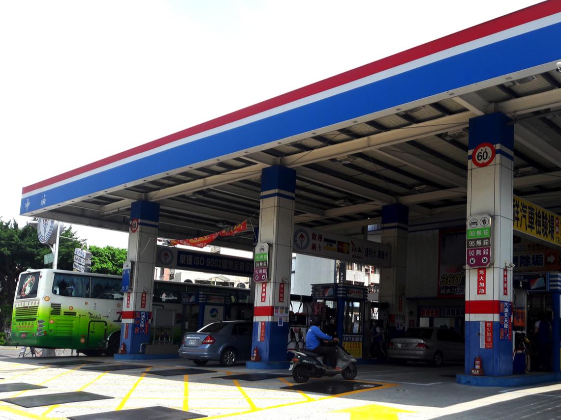 油價連10漲!汽、柴油7/6起 各調漲0.2元