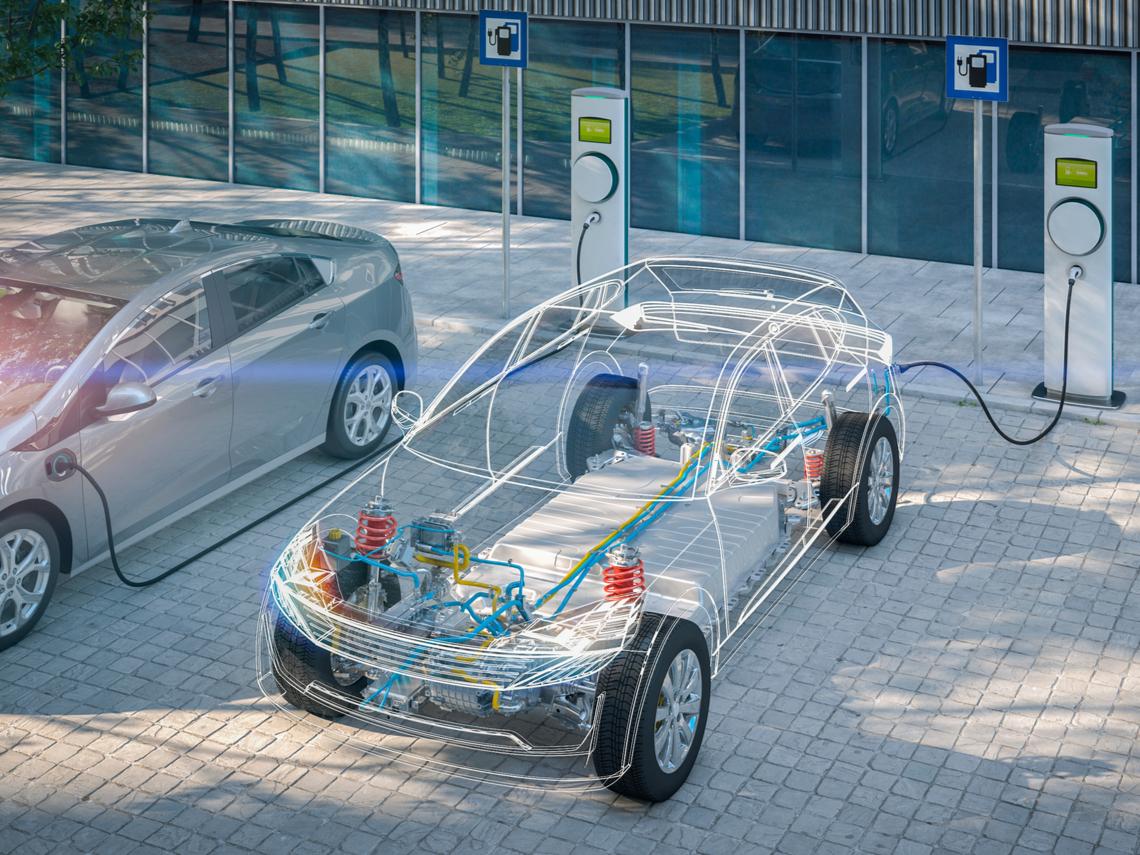 只會打造車子還不夠?鴻海電動車聯盟搶占全球市場 還要思考這個關鍵問題