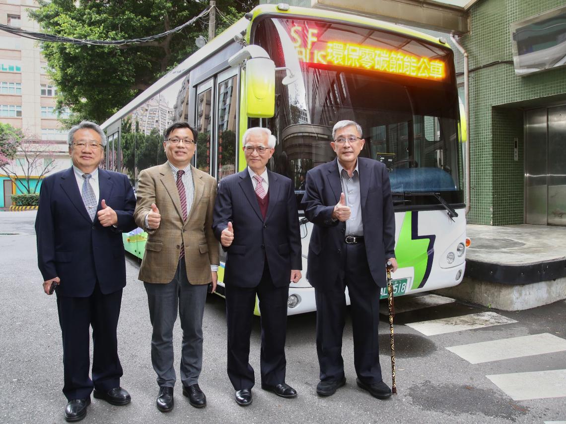 大同攜手唐榮進軍電動巴士 下一步瞄準東南亞市場