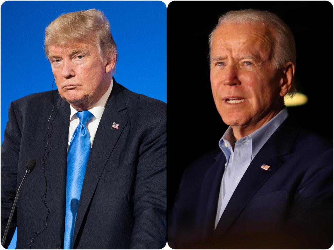美國總統大選》7張圖解讀川普vs.拜登核心政策 誰的勝算大?