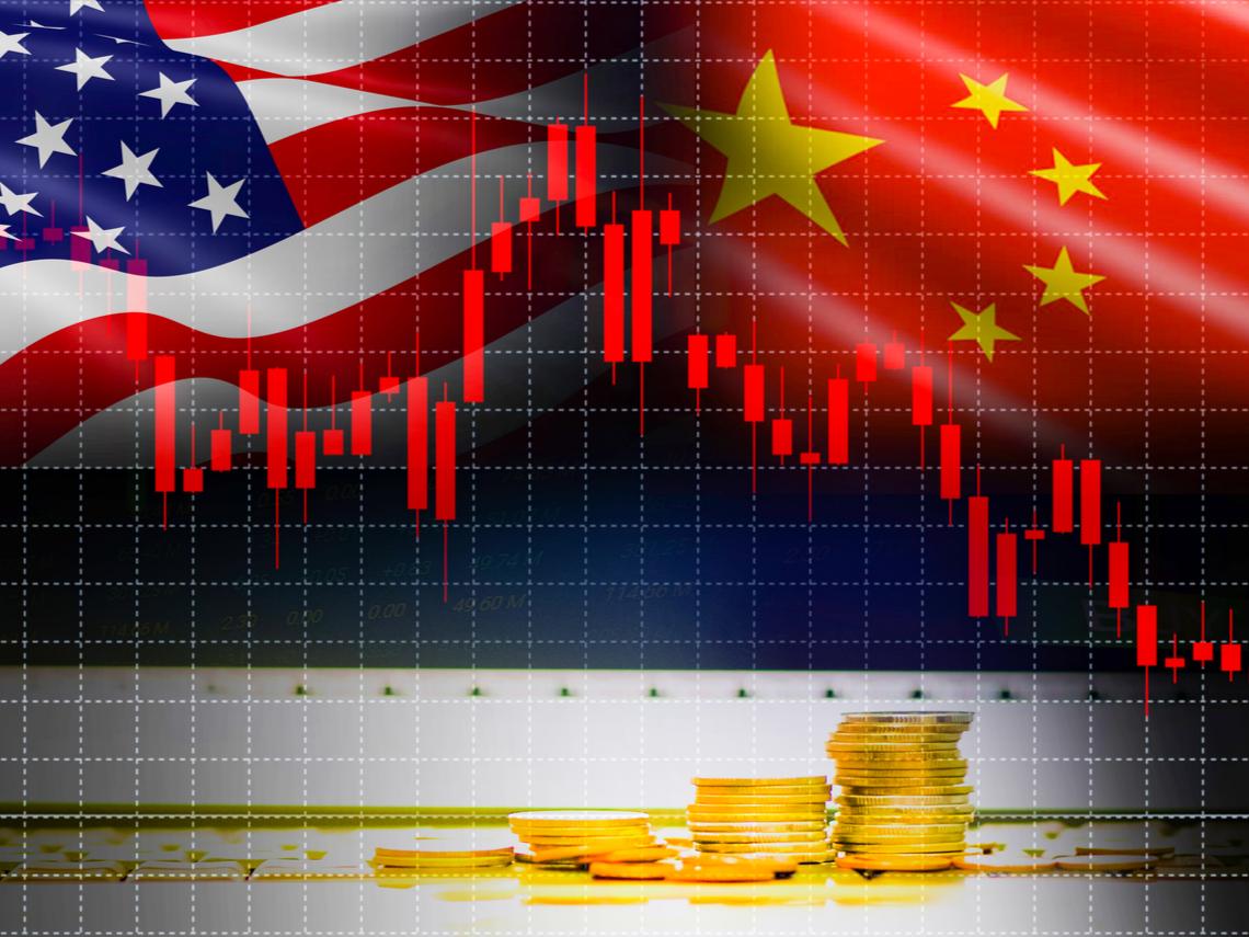 美中陷入新冷戰 中國祭出這4招因應 衝突升級後的黃金和A股會怎麼走?