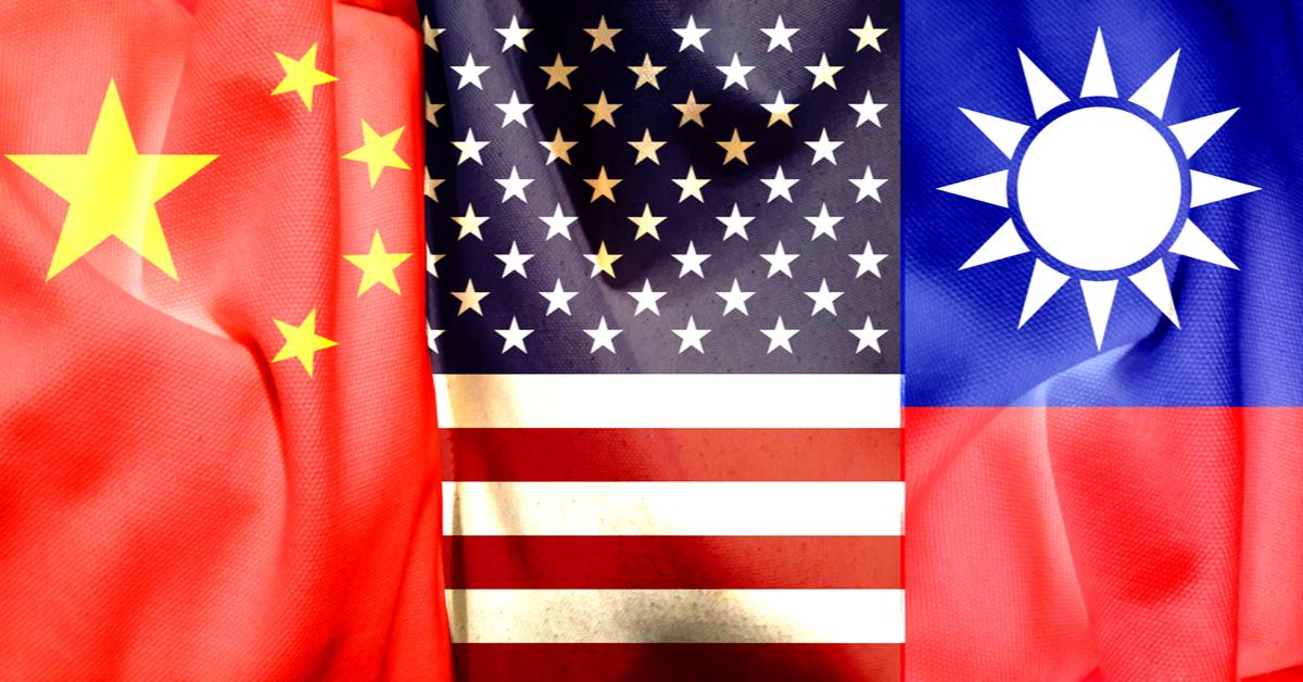 解放軍頻飛台灣空域挑釁 中國官媒嗆:「倚美謀獨」將加速自取滅亡