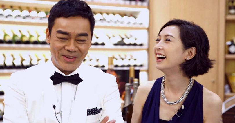 「吵架都是我認輸」劉青雲把郭藹明捧在手心寵:看了她一眼,你沒有辦法不看第二眼