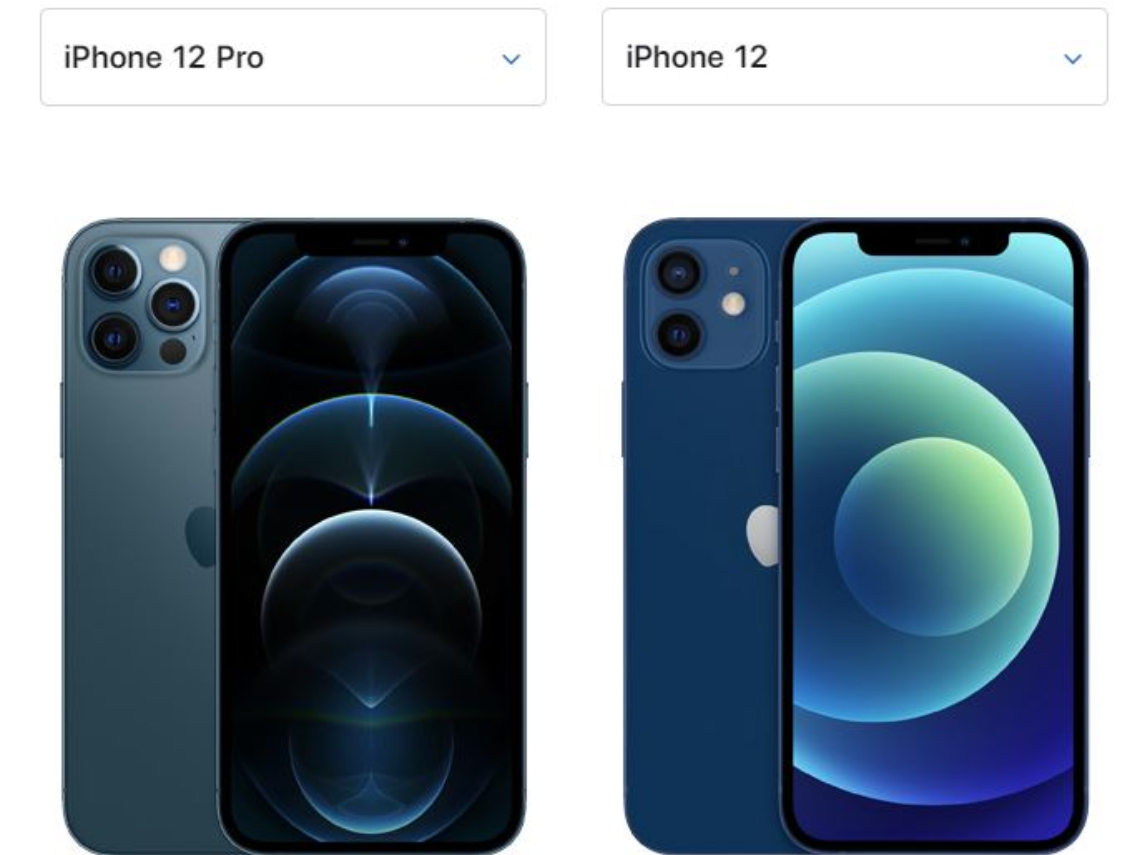 iPhone12 Pro「差顆鏡頭」就比12貴5400元? 網酸:因為名稱多了3個英文字母