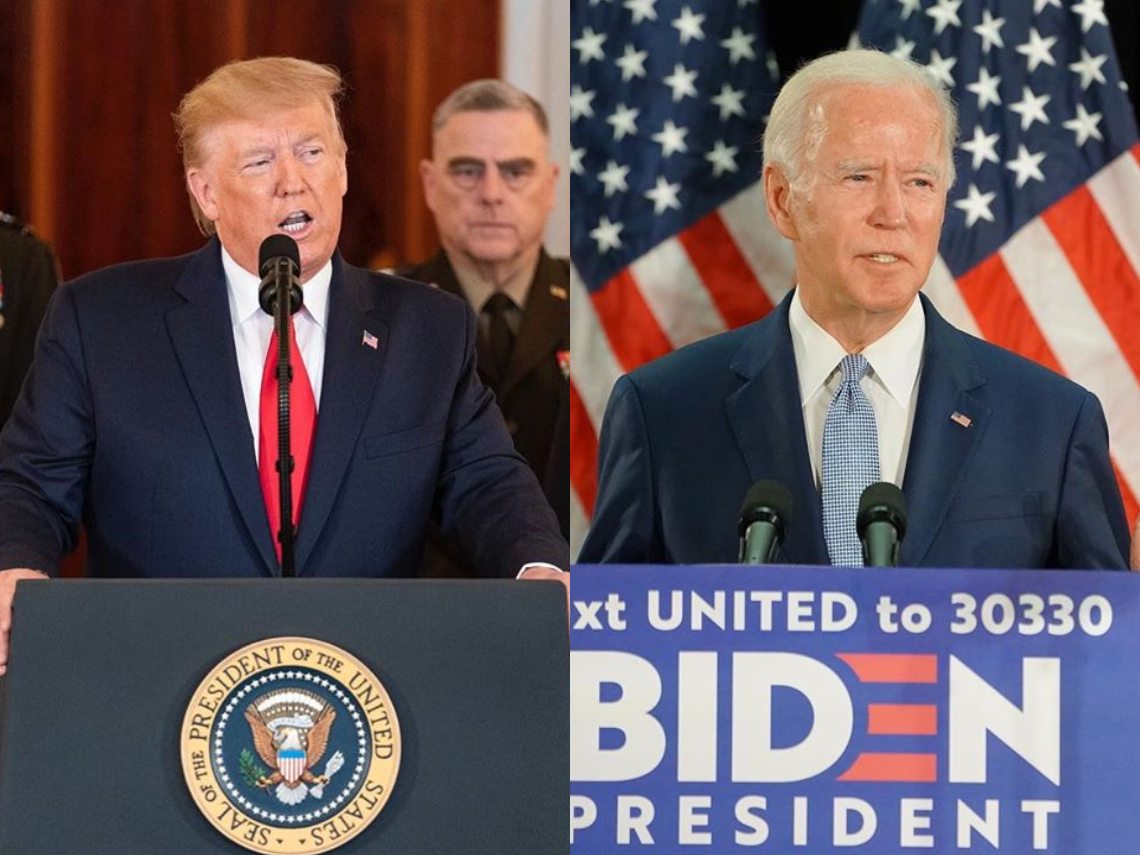 美國總統大選結果即將出爐 不論誰當選 這2個族群都看好