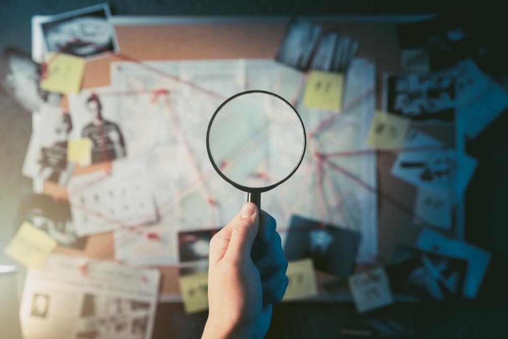 厲害的投資人能從公開訊息中發現高價值線索