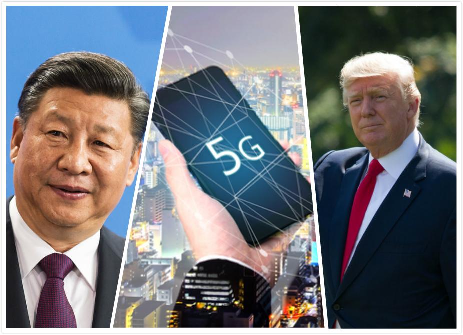 5G競賽到底誰佔上風? 美中貿易戰不斷放話,私底下卻在較勁一門投資大生意