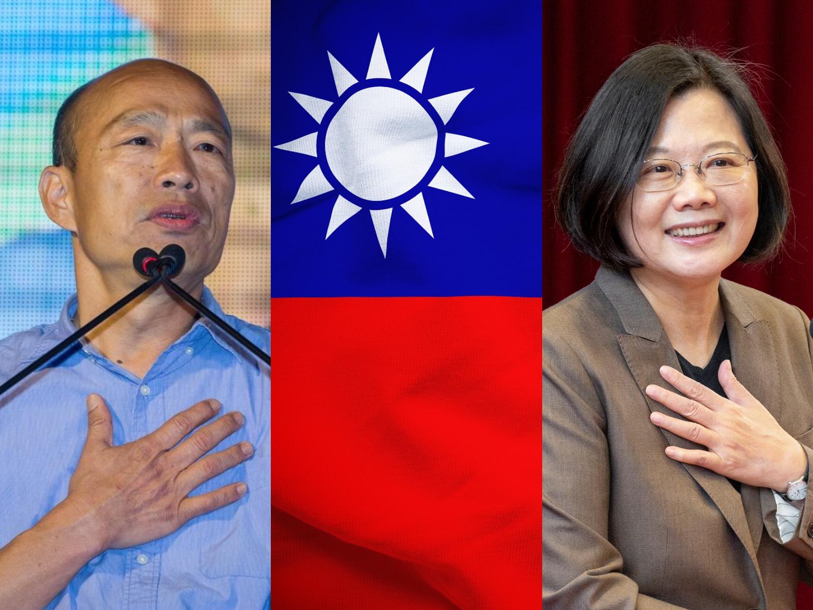 扣掉香港、韓國瑜,小英不會贏這麼輕鬆?在台港人分析:台灣存亡危機,才是勝選關鍵